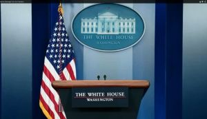 white_house_press_briefing_podium